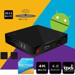 Beelink I68 Mini PC/TV Box with Android 5.1 Powered by Rockchip RK3368 - USD $66.35 @ GearBest