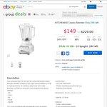 KitchenAid Classic Blender $149 Save $80 eBay Group Buy