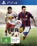 Game Sale: FIFA 15 $15, COD Ghosts $5, PS TV $60, Titanfall $5, SOM PC $12, COD AW $28 + MORE @ Harvey Norman