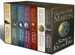 A Game of Thrones / A Song of Ice & Fire Boxed Set $12 Delivered from TheNile