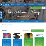 Tassal Premium Cold Smoked Salmon Off-Cuts 2x500g $18/kg @ Tassal's Salmon Shop [Kew VIC]