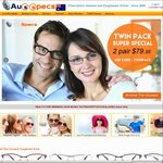 Prescription Glasses 25% off Across The Board @ Aus Specs