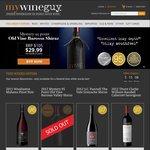 $40 off $150+ Orders or $30 off $120+ Orders @ My Wine Guy