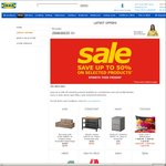 IKEA Rhodes NSW - 50% off Selected Products; MALM 2 Drawers $39; KALLAX Pink Shelves ($29/$49)