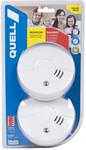 2x Quell 9V Photoelectric Smoke Alarm $49.99 Shipped @ Buy Smoke Alarms