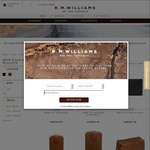 RM Williams 30% Off Leather Collection - Member Offer