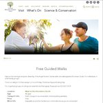 Free Guided Walks at Royal Botanic Garden (Sydney & Brisbane)