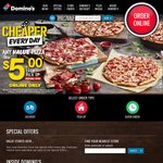 Domino's $7.95 Traditional Pizzas Pick-up