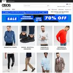 ASOS up to 70% off (Tees from $8, Hoodies from $14, Sneakers from $27.50 + More)