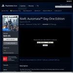 Nier: Automata Day One Edition @ PSN $69.95
