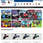 Peter Wynns up to 50% off this Friday State Of Origin Gear