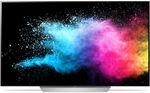 "LG OLED TV 55"" OLED55C7T $2,239.20 C&C / 65"" OLED65C7T $3,839.20 C&C / LG 27"" 27UD58 UHD IPS Monitor $399.20 C&C @ Bing Lee eBay"