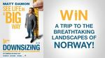 Win a Trip to Norway For 2 Worth $15,000 From Network Ten