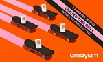 $19 for Three 28-Day Renewals of amaysim Unlimited 5GB Mobile Plan [New amaysim Customers] (RRP $90) @ Groupon
