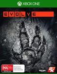 [XB1] Evolve $4.95 C&C @ Gamesmen
