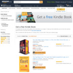 5x Kindle Books for Free @ Amazon Kindle
