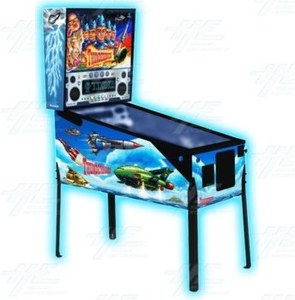 Thunderbirds Pinball Machine $6,999 Including Free Home Installation