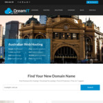 60% off All Aussie Hosting Packages on First Invoice + Reseller Hosting Get Bonus 3 Months + Free Migrations @ DreamIT Host