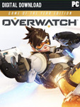 [PC] Overwatch - Game of the Year Edition (Digital Download) USD $27.49 / $36.19 AUD @ Cdkeys