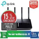 TP-LINK Archer C3150v2 MU-MIMO Gigabit Router: $214.35 Delivered @ Wireless1 eBay Store