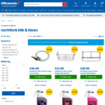 Northfork Klik & Kleen Multipurpose Kitchen Degreaser 3L $15 - $20 (Was $109) + More @ Officeworks
