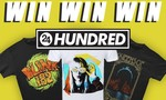 Win $1,200 Worth of 24Hundred Merchandise from Tone Deaf