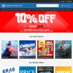 10% off @ OzGameShop.com