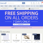 Free Shipping (No Min Spend) @ Lincraft