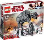 LEGO 75189 Star Wars Heavy Assault Walker $131 (Usually $188) @ Big W
