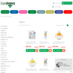 Save 30% off Pigeon Baby Products @ Superpharmacy.com.au