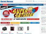 Harvey Norman Super Saturday - Offers across Store