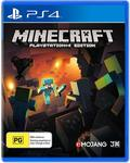 [PS4] Minecraft $15 + Delivery (Free with Prime/ $49 Spend) @ Amazon AU