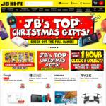 20% off Blu-Ray 4K, DVDs, CDs, Vinyl @ JB Hi-Fi
