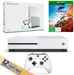 Xbox One S 1TB Console with Forza Horizon 4 Bundle $279.95 (C&C or + Delivery) @ The Gamesmen