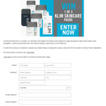 Win 1 of 3 KLIM Skincare Packs Worth $103.75 from Seven Network