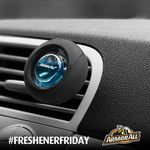 Win 1 of 3 Vehicle Air Freshener Prize Packs Worth $49.44 Each from Armor All on Facebook