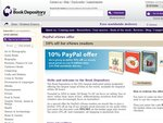 10% Discount Code for The Book Depository Uk - Valid to May 16th 2011