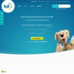 HIF Health Insurance $150 Cash Card When Buying an Hospital Cover with Extras @ HIF