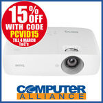 BenQ W1090 2000 ANSI 1080P DLP Home Theatre Projector $849.15 + Delivery (Free with eBay Plus) @ Computer Alliance eBay
