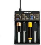 LiitoKala Lii-402 Smart Battery Charger US $8.79 (~AU $12.62) Shipped @ Banggood