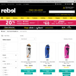 Nike Hyperfuel 709ml Water Bottles - $10 Each (Min Purchase 2) + Free Shipping @ rebel