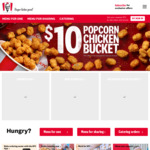 KFC Cheap As Chips (8x Original Recipe Chicken, 6x Nuggets, 4 Large Sides) $20.95 @ KFC App