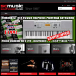 Mothers Day Sale - 10% off Everything Storewide, Free Delivery on Most Items @ SCMusic