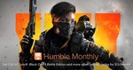 [PC] Humble Monthly Early Unlock - Call of Duty: Black Ops 4 Battle Edition US$12/Month @ Humble Bundle