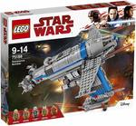 LEGO Star Wars Resistance Bomber $90 (Was $140) Delivered @ Amazon.com.au