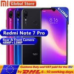 Xiaomi Redmi Note 7 PRO - 6GB/128GB, SD675 $251.9 USD (~$365.17 AUD) Delivered @ Mi Global Store AliExpress
