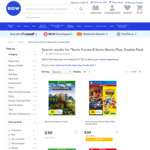[PS4, Switch, XB1] Sonic Forces & Sonic Mania Plus: Double Pack $39 + Delivery @ BIG W