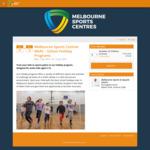 [VIC] 20% off MSAC School Holiday Program Albert Park Melbourne