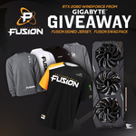 Win a Gigabyte RTX 2080, Fusion Signed Jersey and Swag Bag from Philadelphia Fusion