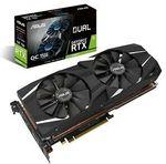 Asus Nvidia Dual GeForce RTX 2080 TI OC GDDR6 11GB $1,440.75 + $10 Delivery @ Nvidia eBay